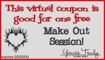make out session coupon