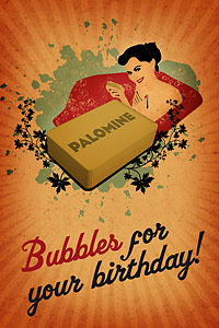 bubbles for your birthday