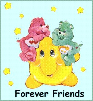 forever friends care bears