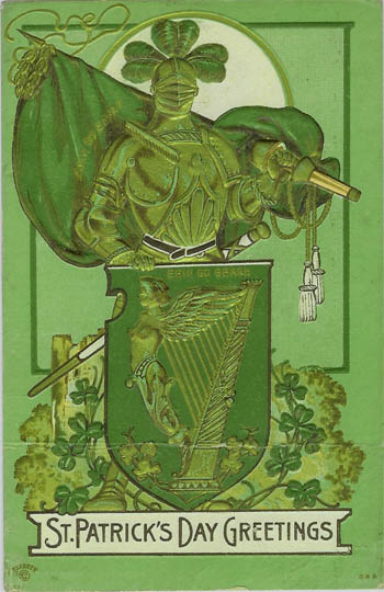 st patricks day greetings