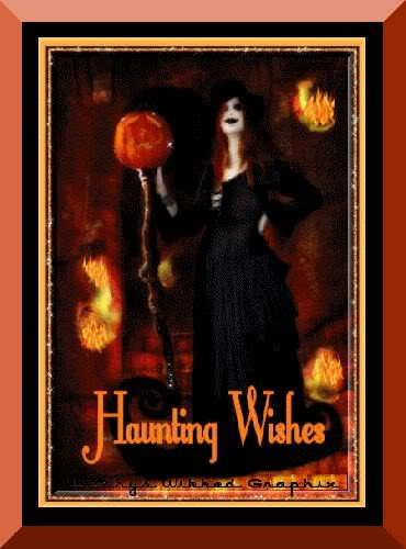 haunting wishes