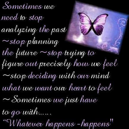 what happens happens quote