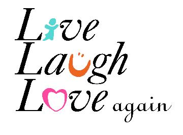 love laugh love again