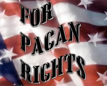 for pagan rights