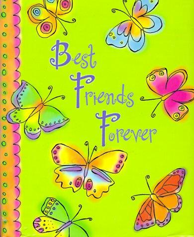best friends forever butterflies