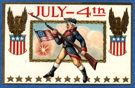 July 4th Soldier