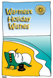 wamest holiday wishes