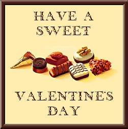 have a sweet valentines day