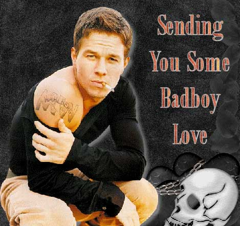 sending you some badboy love
