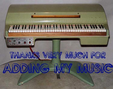 thanks very much for adding my music keyboard