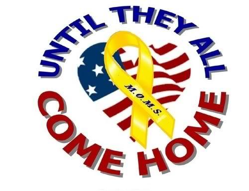until they all come home moms ribbon