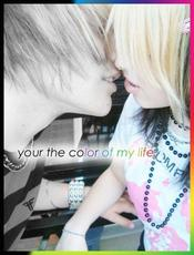 your the color of my life