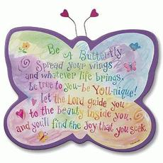 be a butterfly quotes