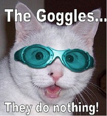 the goggles they do nothing