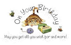 on your birthday may you get all you wish for and more cat