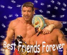 best friends forever wwe