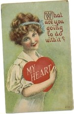 what are you going to do with my heart?