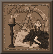 blessed be