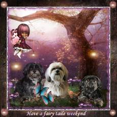 have a fairy tale weekend